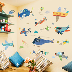 Sticker AIR CRAFT