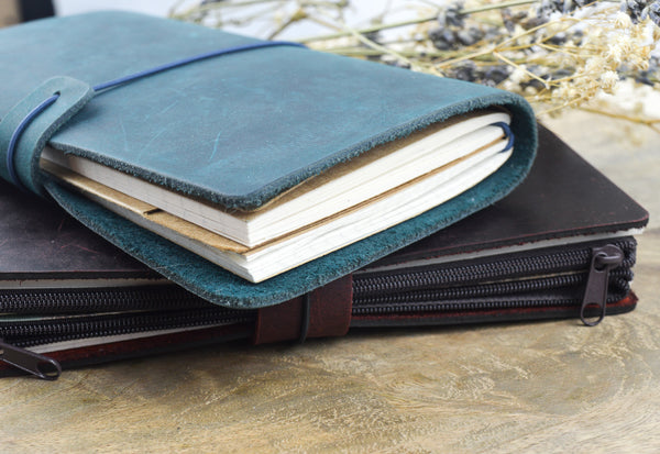 Examples of Travelers Notebooks
