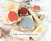 Seeds Rubber Stamp, Seed Packet Stamp