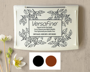 Versafine Pigment Ink Pads for Stamping
