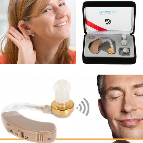 Hearing Aid Sound Amplifier for watching TV