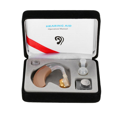 Digital Sound Amplifier Hearing Aid. Free Fast Shipping Worldwide from the USA