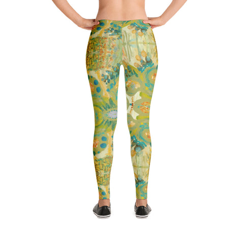 Opaque Flattering Leggings for Comfort, Yoga, Workout or Fashion. 5 Sizes