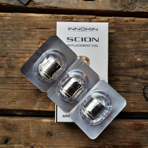 SCION Pack of 3  0.36 Plexus Coils by Innokin