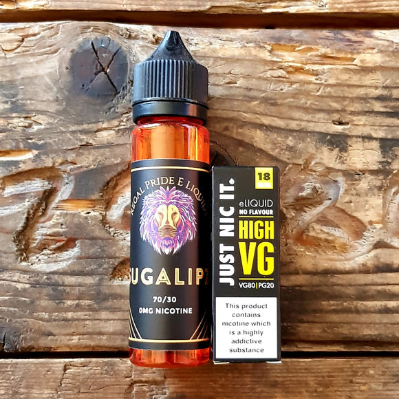 Sugalipz by Regal Pride E-Liquids