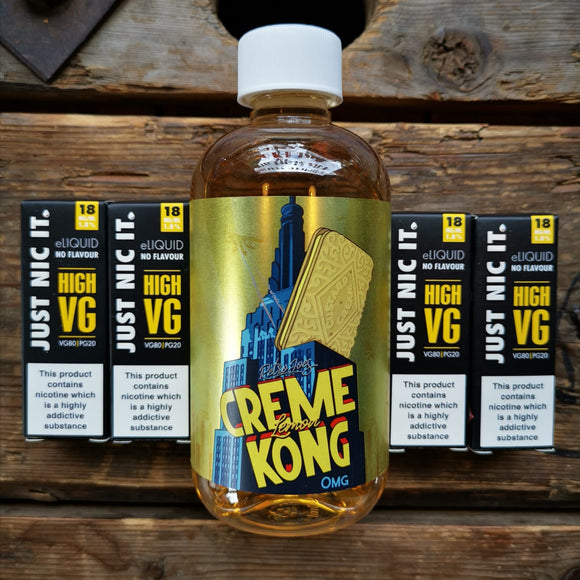 240ml 200ml creme kong lemon joe's juice