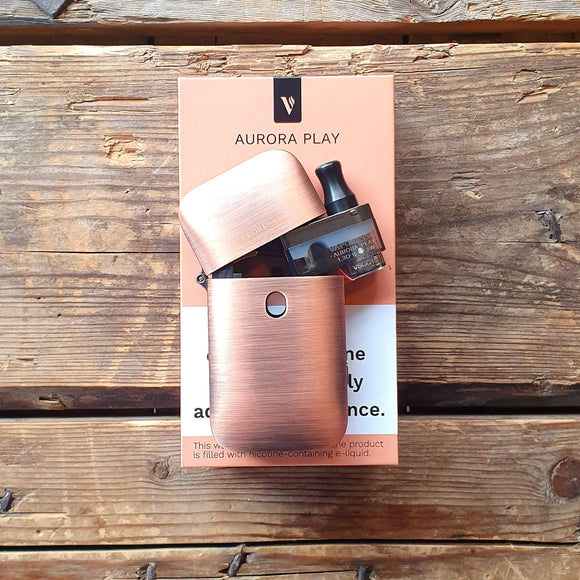 vaporesso aurora play bronze copper