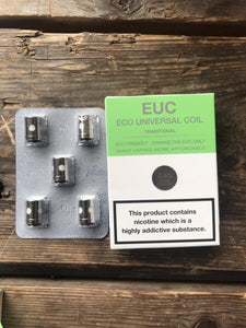 vaporesso euc 0.4ohm coil packs traditional coil