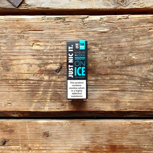 just nic it menthol 18mg ice nic shot