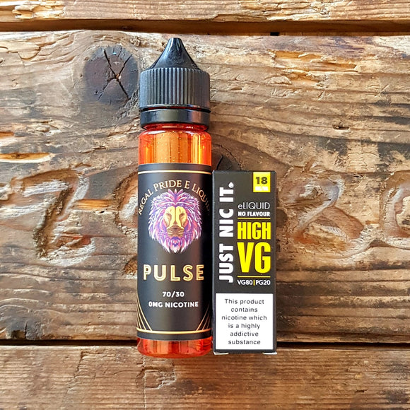Pulse by Regal Pride E Liquids