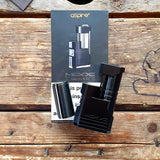 aspire sunbox SBS side by side jet black