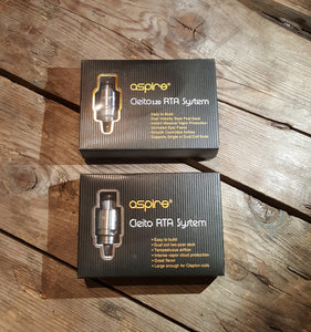 Aspire - Cleito RTA System