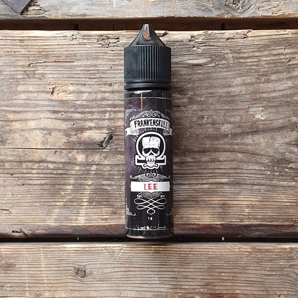 franki e juice lee 50ml short fill free nic shot