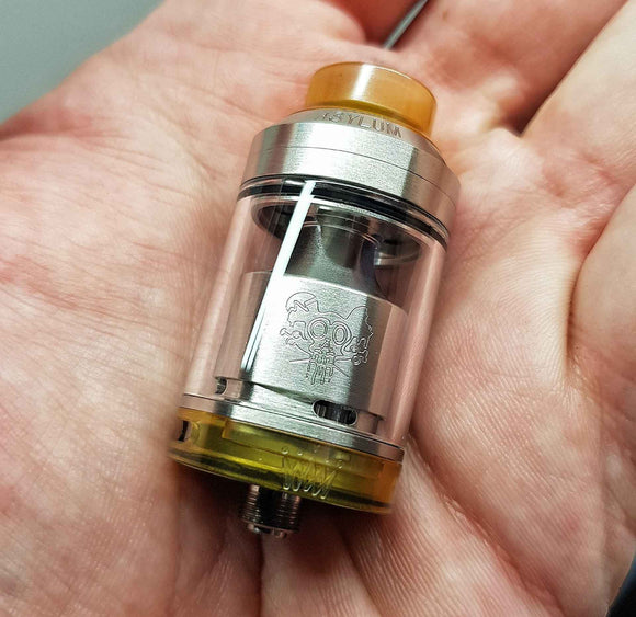Sherman 25 RTA by Asylum Mods