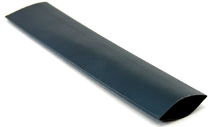 3/4 inch heat shrink tubing black