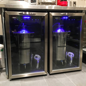 45-bottle wine coolers