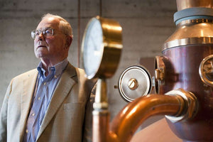 Former owner Fritz Maytag poses for a portrait at the Anchor Brewery in San Francisco, CA Thursday, August 6, 2015