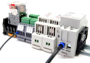 Electric Brewery DIN Rail Components