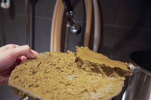Hop Stopper with massive amounts of hop sludge