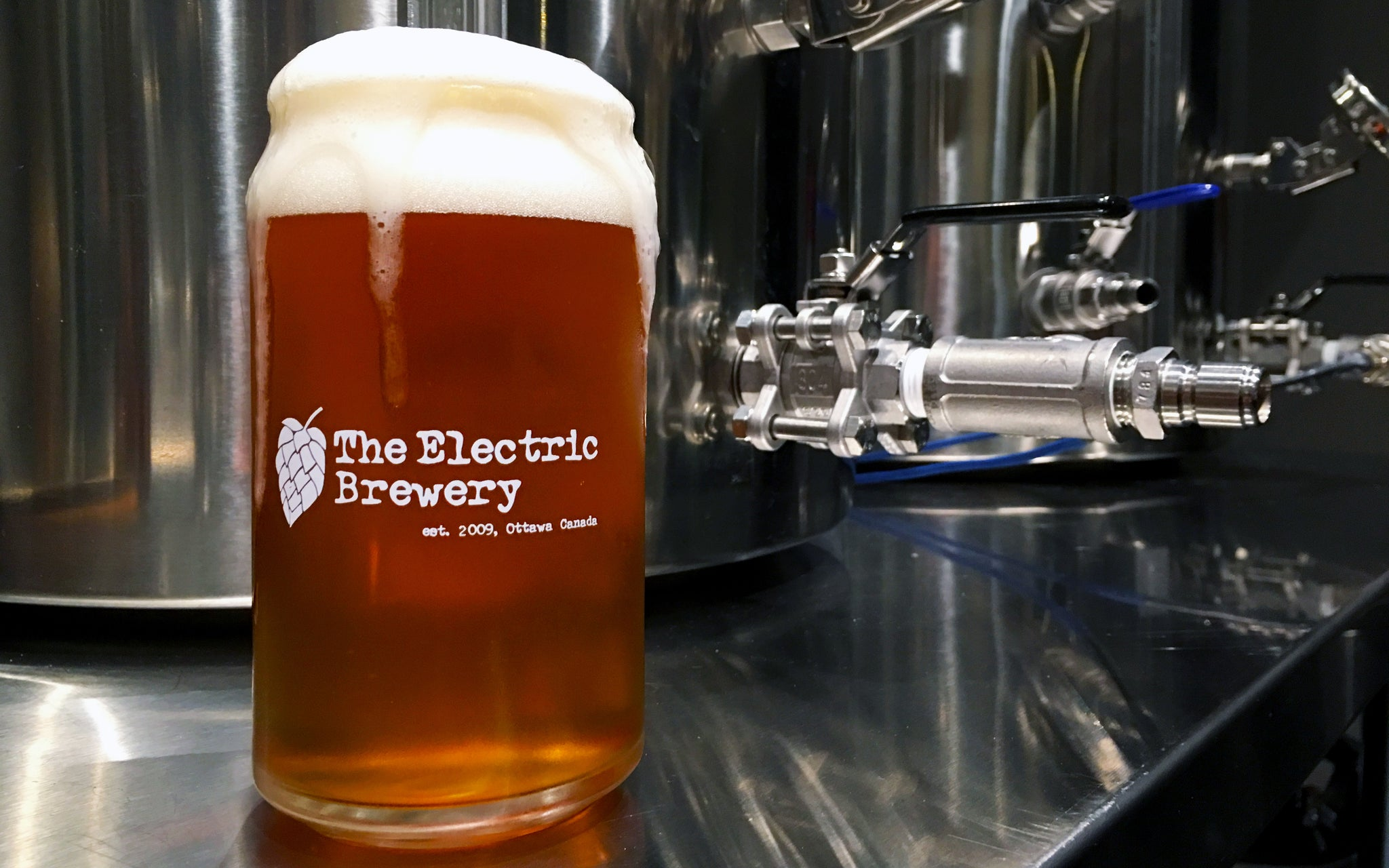 The Electric Brewery Relay Recipes