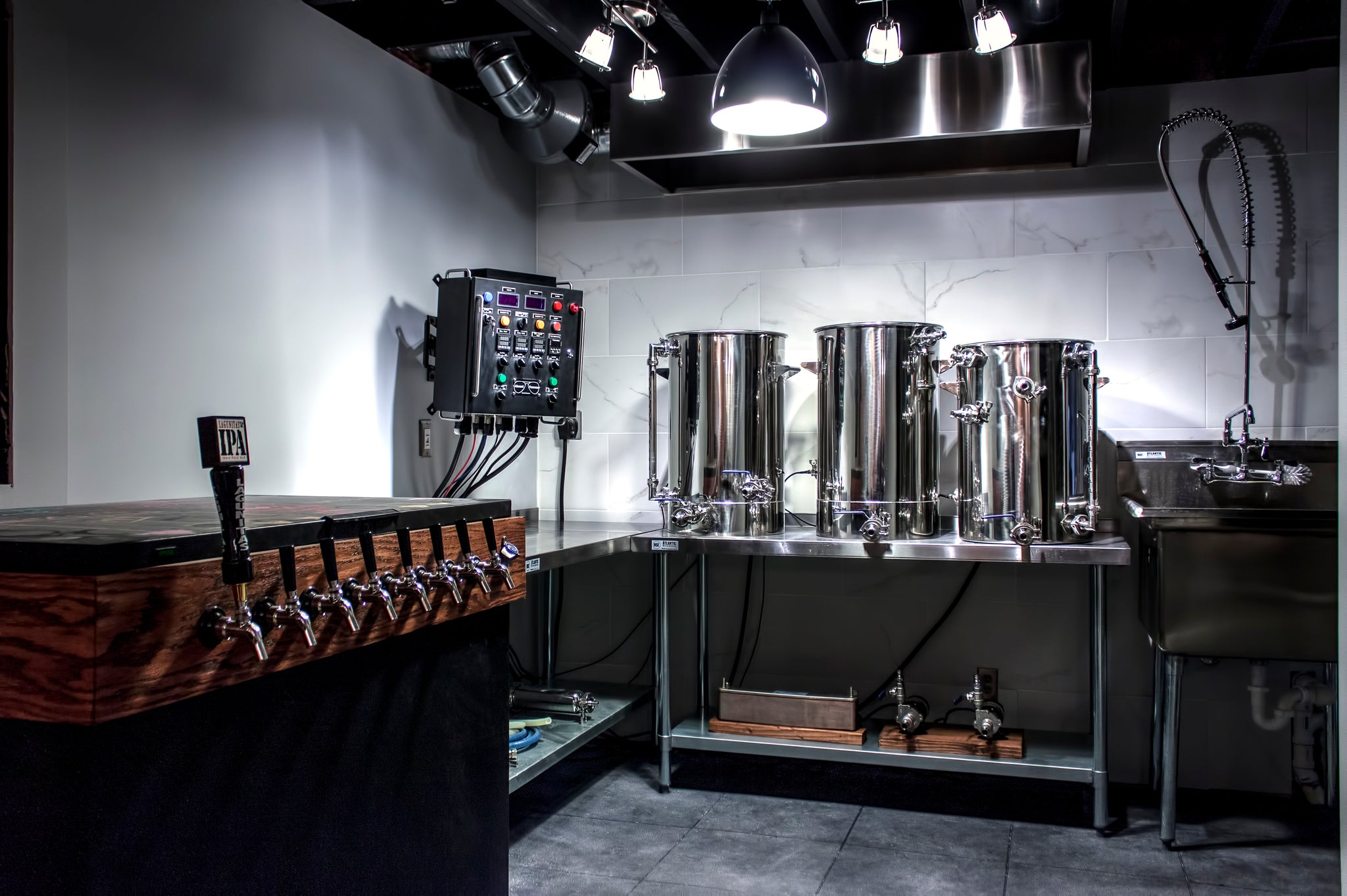 The Complete Guide To Building Your Brewery The Electric Brewery