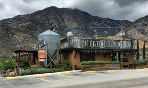 Kern River Brewing Company original pub