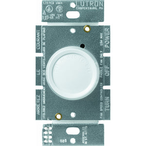 Lutron quiet 3-speed fan control