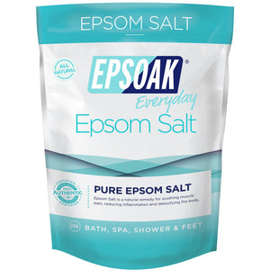 Pure Epsom Salt / Magnesium sulphate (MgSO4), unscented