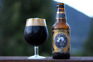 Old Rasputin Russian Imperial Stout by North Coast Brewing Company