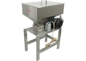 Ultimate explosion proof motorized grain mill