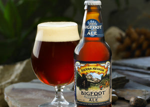 Sierra Nevada Bigfoot Barleywine Style Ale balances fruity flavors with a good dose of bitterness