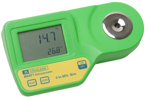 Milwaukee MA871 digital refractometer