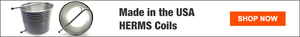 Shop made in the USA HERMS coils