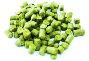 German Tettnanger hops