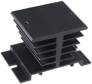 Standard 40 amp heat sink meant for 40A SSR