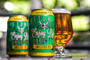 Stone Enjoy By Double IPA