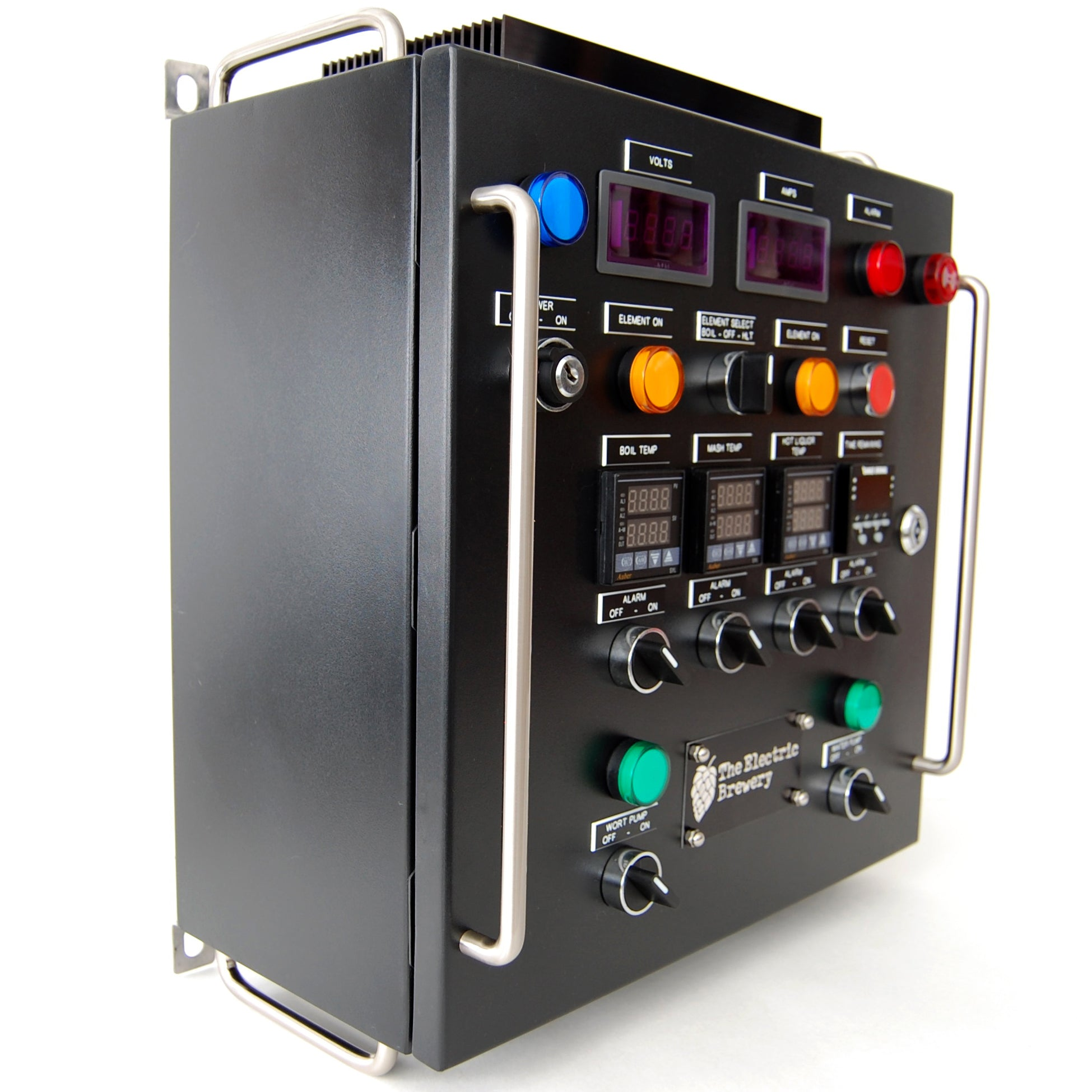 Standard 30a Electric Brewery Control Panel Pre Assembled