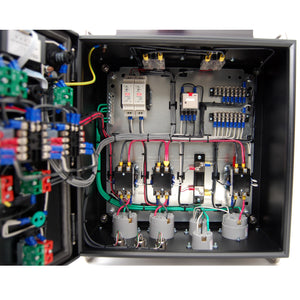 Standard 30A Electric Brewery Control Panel (Pre-Assembled)