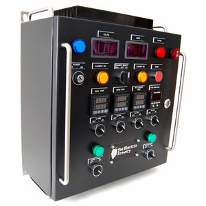 50A Electric Brewery Control Panel for 30+ gallons (DIY Kit)