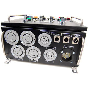 50A Electric Brewery Control Panel for 30+ gallons (Pre-Assembled)