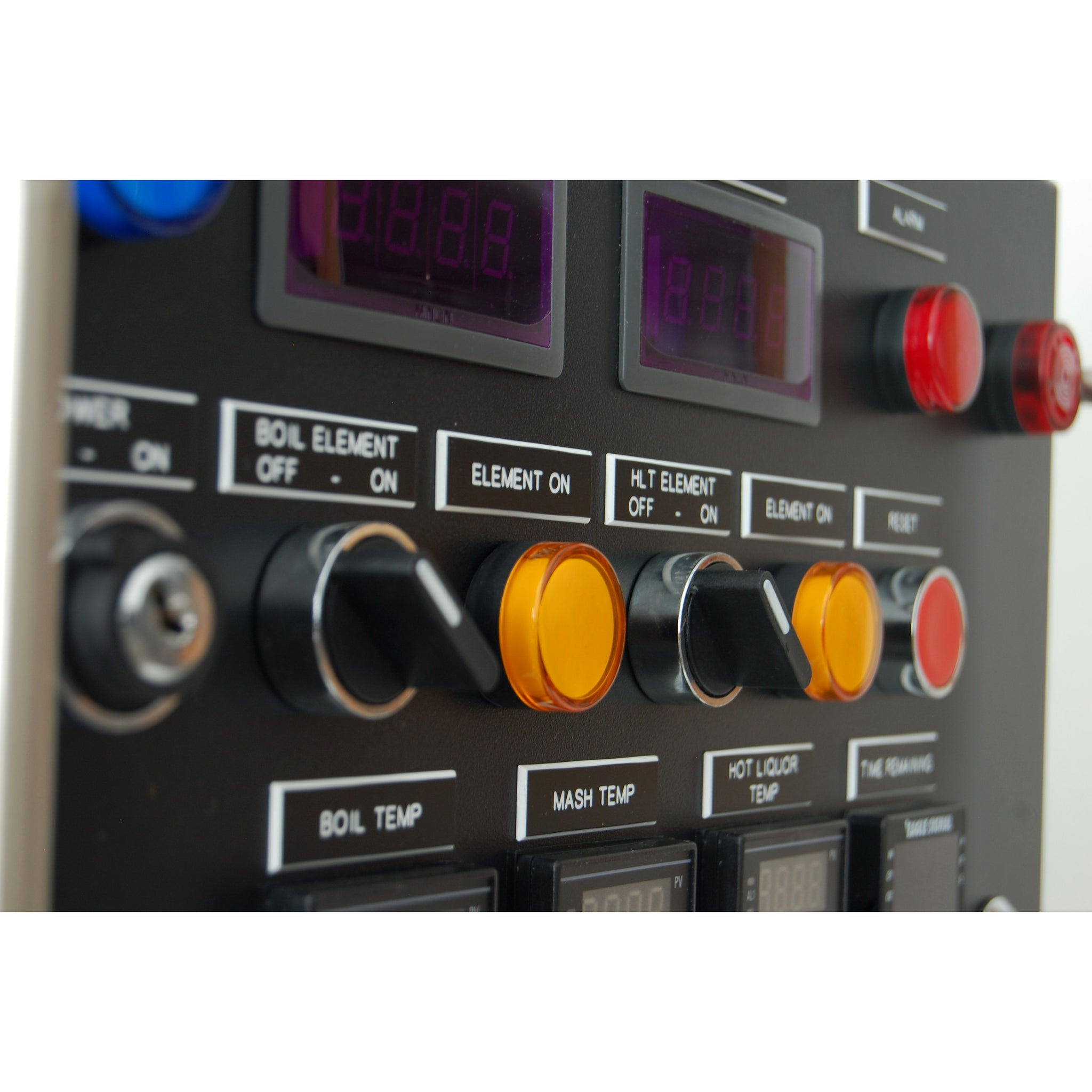 Control Panels - The Electric Brewery