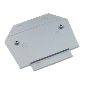 65A terminal block end cover