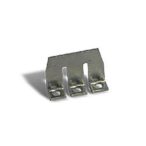 65A terminal block jumper, 3-pole