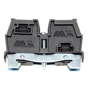 DIN rail stopper (screw)