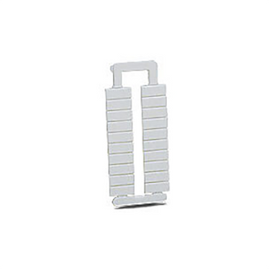 DIN tags for terminal blocks (20 pack)