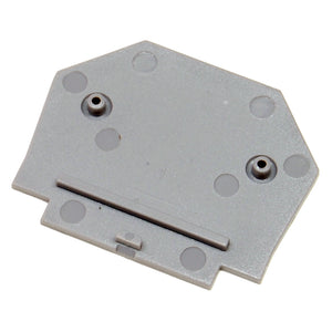 30A terminal block end cover