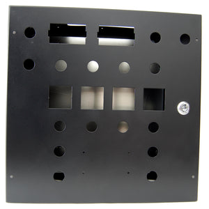 "16x16x8"" enclosure pre-punched and painted for 50A Control Panel for 30+ gallons"