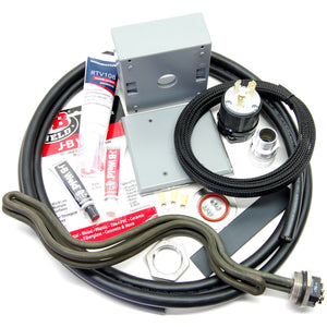 Electric Brewery Heating Element Assembly (DIY kit)