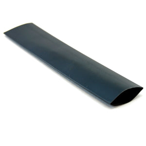 "3/4"" black heat shrink tubing, 2:1 shrink ratio (Sold by the foot)"