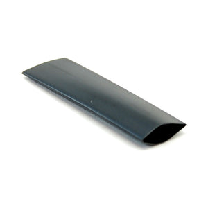 "3/8"" black heat shrink tubing, 2:1 shrink ratio (Sold by the foot)"